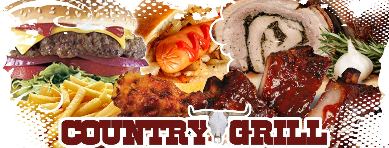 Country Grill - Fast food e bibite