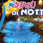 Poolparty Splash notturno